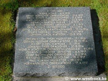 duits militair begraafplaats lommel