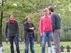 Vladslo: Theaterwandeling Tuin van de Eeuwigheid - repetitie - 17/10