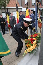 Passendale: 101th Anniversary of the liberation of Passendale - 29/09