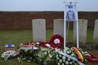 Zillebeke: Remembrance for the British pilot Samuel Franklin Leslie Cody - 23/01