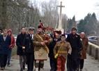Zonnebeke: Minister van Defensie van Nieuw Zeeland bezoekt Polygoonbos - 14/02