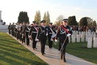 Passendale: Remembrance at Tyne Cot Cemetery - 11/11