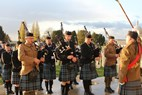 Passendale: Commemoration of Armistice at Tyne Cot Cemetery - 11/11