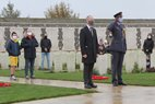 Passendale: Commemoration of the Armistice at Tyne Cot - 11/11