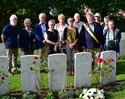 Ieper: Remembrance voor Pte. Jack Boyden Pryor - 16/10