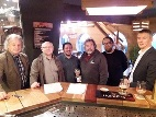Dranouter: Ondertekening overeenkomst met Muziekcentrum Dranouter programma 1918-2018 - 23/02