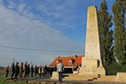 Passendale: Commemoration of the Battle of 's Graventafel - 12/10