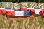 Ieper: Reburial unknown French soldiers (Frank Mahieu) - 27/06