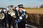 Passendale: West Yorkshire Police Band: Tyne Cot Cemetery - 11/11