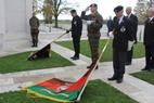 Passendale: Hulde door Tank Memorial Ypres Salient - 11/11