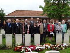 Langemark-Poelkapelle: 100- jarige herdenking en Rededication Ceremony - 18/05