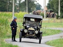 Sint-Jacobskapelle: De bevrijding: Dag 1 'Van Lo-Reninge naar Houthulst': Sint-Jacobskapelle - 13/08