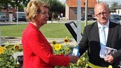 """Klerken: Officiële opening: Wandelexpo piloot Willy Coppens """"Meer dan een blauwe duivel"""" - 13/08"""