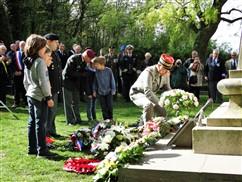 Kemmel: Herdenking Slag om de Kemmelberg - 26/04
