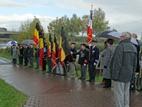 Sint-Joris: Herdenkingsplechtigheid aan de Uniebrug - 22/10