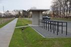 Zonnebeke: Nieuwe parking Polygoonbos - 17/01