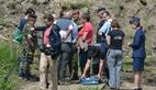 Diksmuide: Persconferentie gevonden Belgische militairen - 24/06