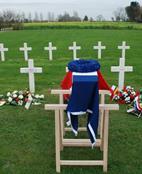 Ieper: Herdenking op Saint-Charles de Poytze - 14/11