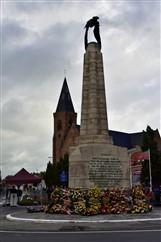 Poelkapelle: 100 jarige herdenking van het overlijden van Kapitein Georges Guynemer - 11/09