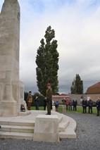Passendale: Herdenking Nieuw-Zeeland / Commemoration New Zealand (Frank Mahieu) - 12/10