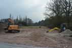 Zillebeke: Herinrichting site Hill 60 - 21/02