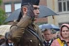 Mesen: The London Scottish Regiment visited Mesen again - 06/10
