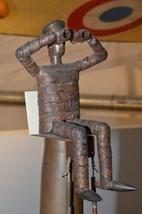 Poelkapelle: Tentoonstelling Kopersculpturen 14-18 - 20/12