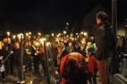 Houtem: 150 deelnemers aan de herdenkingsfakkeltocht - 11/11
