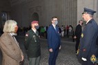Ieper: Nieuwe OBE en MBE's wonen Last Post bij - 11/09