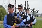Zonnebeke: Herdenking aan het Schots monument op de Frezenberg - 19/08