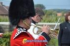 Zandvoorde: Rededication service voor Sergeant James Joseph McLynn - 06/09