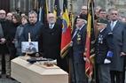 Ieper: Burial of former bugler Antoon Verschoot - 09/02