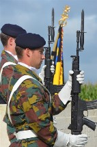 Zillebeke: Ceremony Four Days of the Yser - 20/08