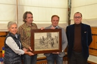 Ieper: A special donation for the In Flanders Fields Museum - 02/10
