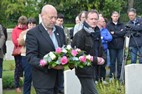 Vlamertinge: Remembrance James Duffy - 19/04