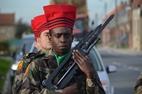Mesen: Plechtigheid Chasseurs d'Afrique - 12/11