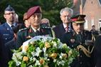 Ieper: Plechtigheid Indisch monument - 12/11