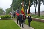 Ploegsteert: Herdenking van de eerste gesneuvelde Australische soldaten - 17/06
