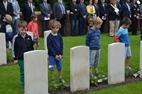 Boezinge: Heropeningsceremonie van Colne Valley Cemetery - 22/06