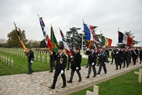 Ieper: Ceremony at Saint-Charles de Potyze - 11/11