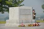 Zillebeke: Plechtigheid Vierdaagse van de IJzer op Hill 62 - 26/08