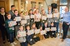 Zonnebeke: Junior Gidsen MMP1917 kregen diploma - 12/02