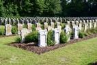 De Panne: Soldaten worden herbegraven in het kader van 100 jaar Belgische militaire begraafplaats - 28/05