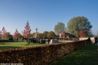 Zillebeke: Armistice at Hooge Crater Cemetery - 11/11