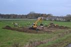 Zillebeke: Excavation tankcemetery Hooge (Frank Mahieu) - 01/12