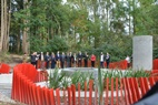 Zonnebeke: New Zealand's blackest day commemorated (Frank Mahieu) - 12/10