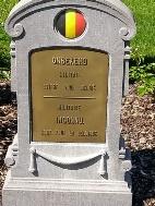 Westvleteren: Bezoek Belgisch militaire begraafplaats Westvleteren - 05/05