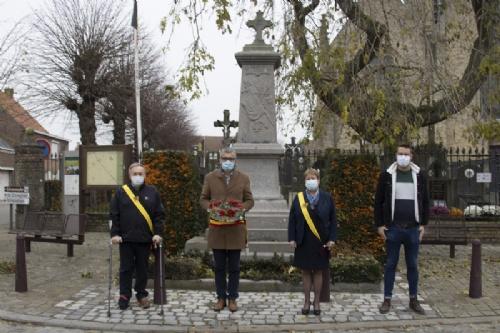 Vleteren: Herdenking Wapenstilstand - 11/11