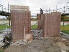 Restoring CWGC Artillery Wood Cemetery 100 years after First World War