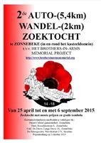 Brothers-In-Arms Memorial Project organiseren zoektocht en helikoptervluchten